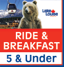 2016 Ride & Breakfast - 5 & UNDER