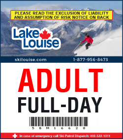 2017/18 Full-Day Lift Ticket - ADULT