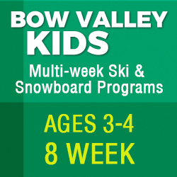 Junior Bow Valley Kids Program (8 Week)