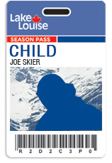 2018/19 Season Pass - CHILD