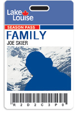 2018/19 Season Pass - FAMILY