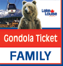 2018 Summer Gondola Ticket - FAMILY