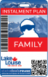 INSTALMENT PLAN : FAMILY SEASON PASS - 2021/22