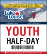 2017/18 Half-Day Lift Ticket - YOUTH