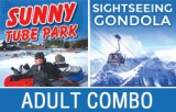 2018/19 Tube Park & Sightseeing Gondola Combo - ADULT