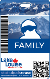 2020/21 SEASON PASS - FAMILY