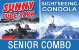 2018/19 Tube Park & Sightseeing Gondola Combo - SENIOR