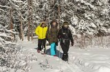 Winter Wildlife Snowshoe Tour