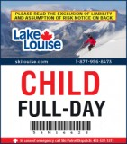 CHILD - FULL-DAY LIFT TICKET - 2020/21