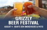Grizzly Beer Festival
