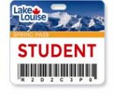 2018 Spring Pass - STUDENT
