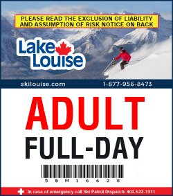 ADULT - FULL-DAY LIFT TICKET - 2020/21