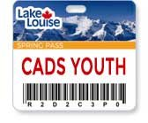 2019 Spring Pass - CADS YOUTH