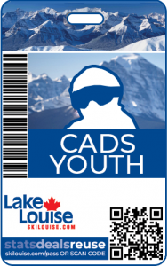 CADS YOUTH SEASON PASS - 2021/22