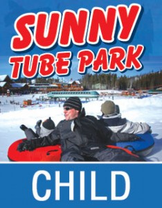 2018/19 Sunny Tube Park - CHILD