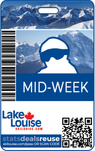 2020/21 SEASON PASS - MID-WEEK (M-T)