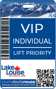 2020/21 VIP BASE AREA LIFT PRIORITY