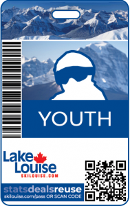 YOUTH SEASON PASS - 2021/22