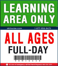2018/19 Learning Area Lift Ticket - FULL-DAY